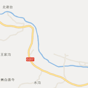 银坊镇电子地图