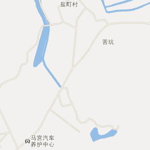 城区马宫电子地图_中国电子地图网