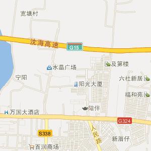 汕尾陆丰电子地图_中国电子地图网