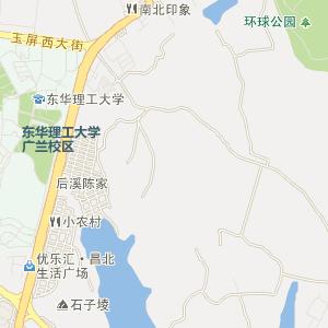 樵舍地图 乐化地图