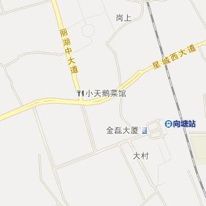 地图_学校 南昌县向塘镇剑霞小学