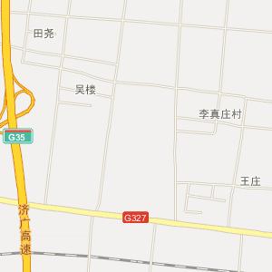 曹县到青岛火车路线图