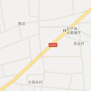 郓城双桥电子地图