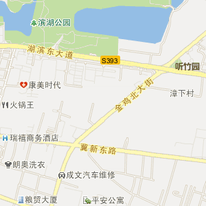 河北省南宫地图