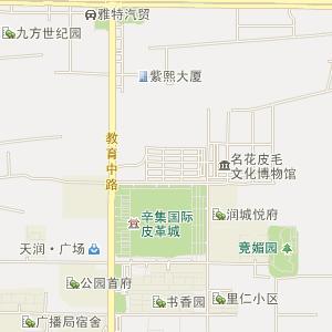 石家庄辛集电子地图_中国电子地图网