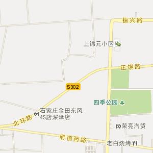 石家庄深泽电子地图_中国电子地图网