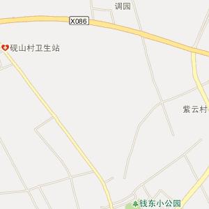 广东电子地图 潮州电子地图