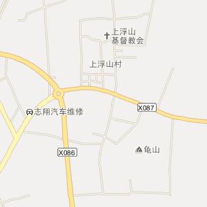 饶平钱东电子地图
