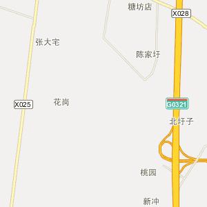 寿县安丰镇地图展示