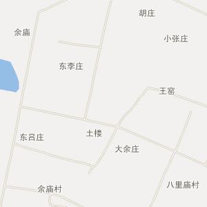 永城市城厢乡电子地图