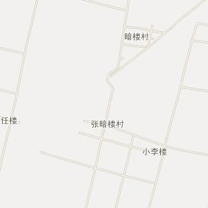 山东省电子地图 济宁市电子地图