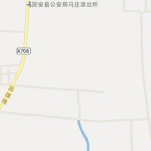 固安马庄电子地图_中国电子地图网