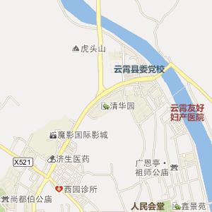 漳州云霄电子地图_中国电子地图网图片