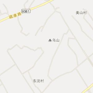 福建省电子地图