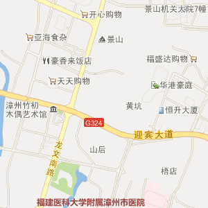 漳州龙文电子地图_中国电子地图网图片