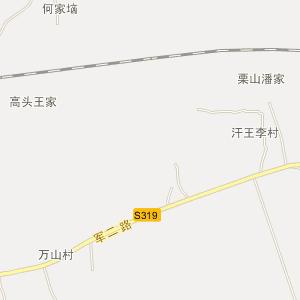 无为泉塘电子地图_泉塘道路地图