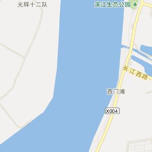 武汉汉阳动物园导游图