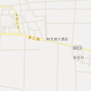 潍坊到沂水地图