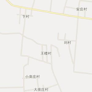 苍山县尚岩镇电子地图