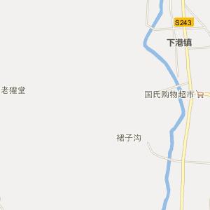 章丘到泰山地图