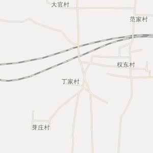 章丘市龙山街道电子地图