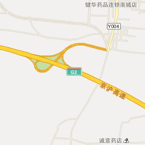 章丘市曹范镇在线电子地图查询