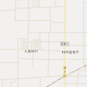 济南章丘宁家埠地图