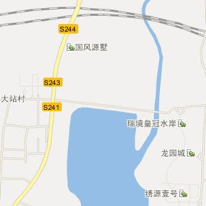 山东电子地图 济南电子地图