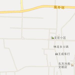 济南电子地图 章丘电子地图 文