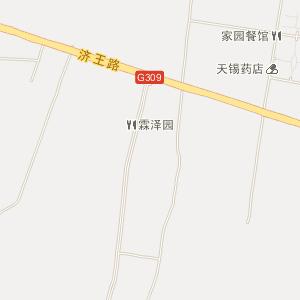 济南电子地图 章丘电子地图 >