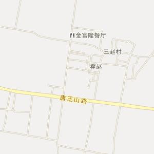 章丘市普集镇高清电子地图_普