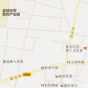 地图 钟楼区五星街道谭墅村民委员会