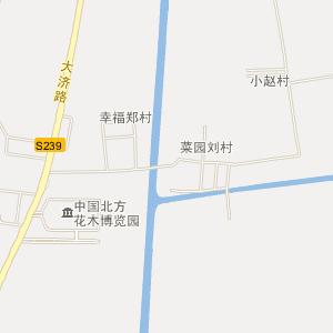 距济南飞机场80公里