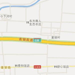 黄河地图 相关资讯 济南章丘-刁镇地图