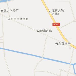 滨州市无棣县电子地图