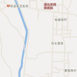 遵化马兰峪电子地图_马兰峪在线公路地图查询