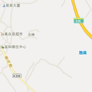 晋江英林电子地图_中国电子地图网