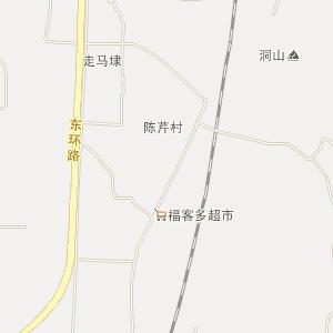 深圳到广西东兴地图