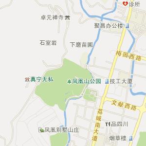 临海市行政区划地图
