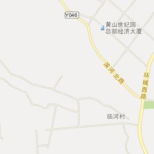距黄山机场18 公里,北与黄山风景区接壤