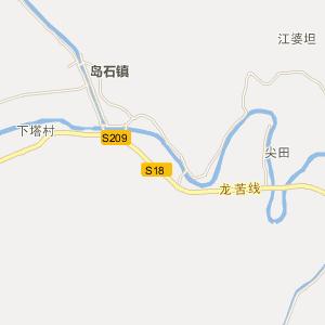 杭州市岛石镇行政地图 浙江地图网为您提供岛石镇行政地图查询服务.
