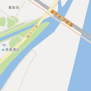 上海市杨浦区区矢量地图
