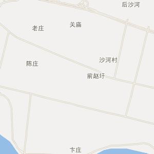 沭阳县新河镇电子地图