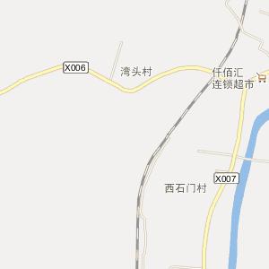 章丘到博山地图