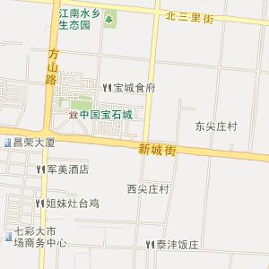 潍坊昌乐电子地图_中国电子地图网