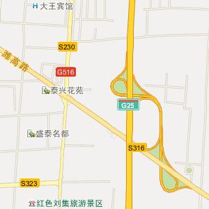 广饶大王电子地图_中国电子地图网图片