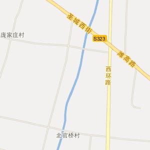 山东省电子地图 潍坊市电子地图