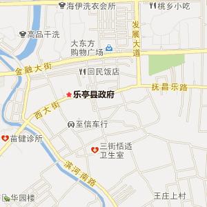 河北电子地图 唐山电子地图