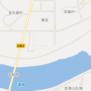 河北省电子地图 唐山市电子地图