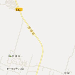 内蒙古电子地图 赤峰电子地图